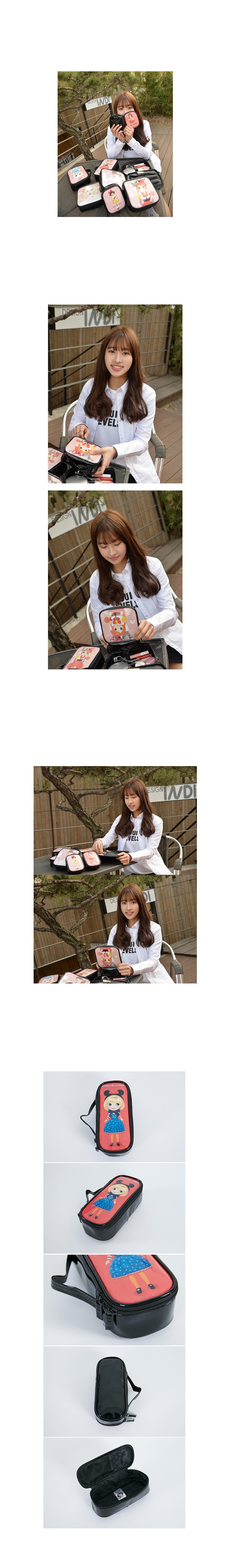 꾸준히 팔리는 애나멜 파우치_작은 싸이즈 - 교복몰, 5,800원, 여성양말, 패션양말